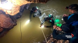 As Thai search enters 7th day, divers cling to hope of finding lost boys