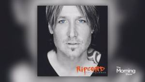 "Keith Urban lets it rip on ""Ripcord"""
