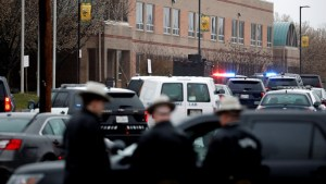 Maryland school shooting: Gunman, 2 victims in critical condition
