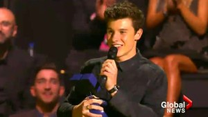 Shawn Mendes wins Best Male, The Weeknd takes Best Video at MTV Europe Awards