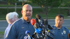 Police in Maryland say shooter in Capital Gazette office shooting used shotgun, preparing to search residence