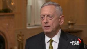 Trump 'wide open' on Paris climate accord: Mattis