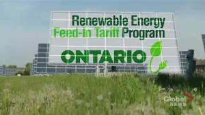 Liberals ignored green energy advice that could've saved Ontarians billions, lead engineer says