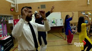 Calgary students carry on teacher's legacy with multicultural fair: 'Celebrate the diversity'
