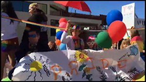 Hundreds participate in Peterborough Pride Week Parade