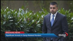 Significant arrests in gang-related murders