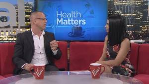 Health Matters: Work stress impacting men's health