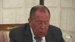 Lavrov: North Korea told us they expect certain 'guarantees' in talks