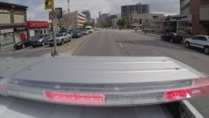 Winnipeg drivers panicking when emergency vehicles approach paramedics biggest frustration