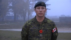 Canadian soldiers overseas share why Remembrance Day is important to them