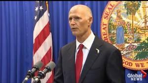 Florida governor announces intention to  make major changes to Florida gun laws