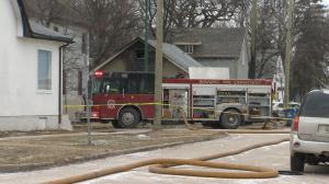 North End house fire kills man, two cats