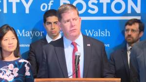 Boston Mayor Marty Walsh speaks out on Paris climate agreement decision