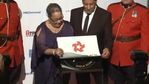 Canada's Walk of Fame 2017: Viola Desmond