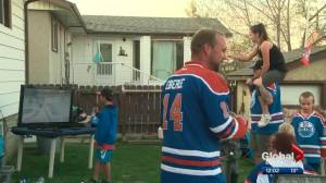 The Oilers might be done for the year but it's been a blast Edmonton