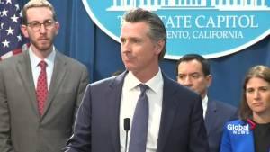 "California Gov. Gavin Newsome says anti-Semitism has ""accelerated"" since Trump"