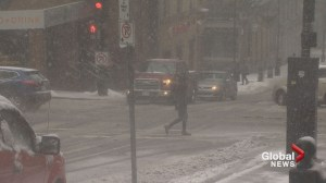 March storm causes tricky morning commute in Halifax