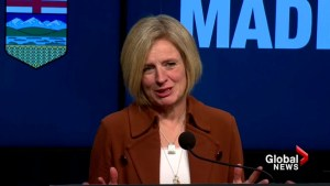 Rachel Notley expects work to begin on Trans Mountain pipeline expansion before federal election