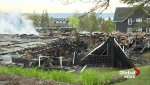 Community of Baddeck unites following devastating fire