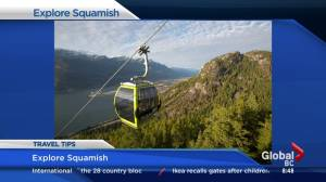Adventure ideas & advice on planning trip to Squamish
