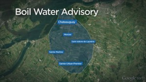 South shore boil water advisories still in effect
