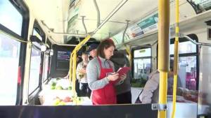 Mobile Food Market receives $250K in government funding (01:54)
