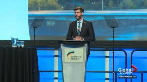 Edmonton mayor directs state of the city address to new UCP government