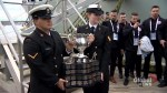 Memorial cup arrives in Halifax with tournament set to begin