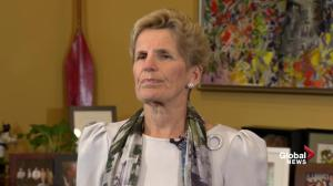 'We have to sort this out together': Kathleen Wynne