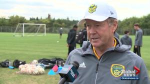 Alberta Golden Bears soccer coach to retire after 34 years at the helm of the program