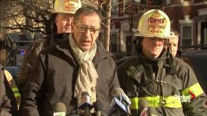 'Worst loss of life' from apartment fire in 28 years in New York City