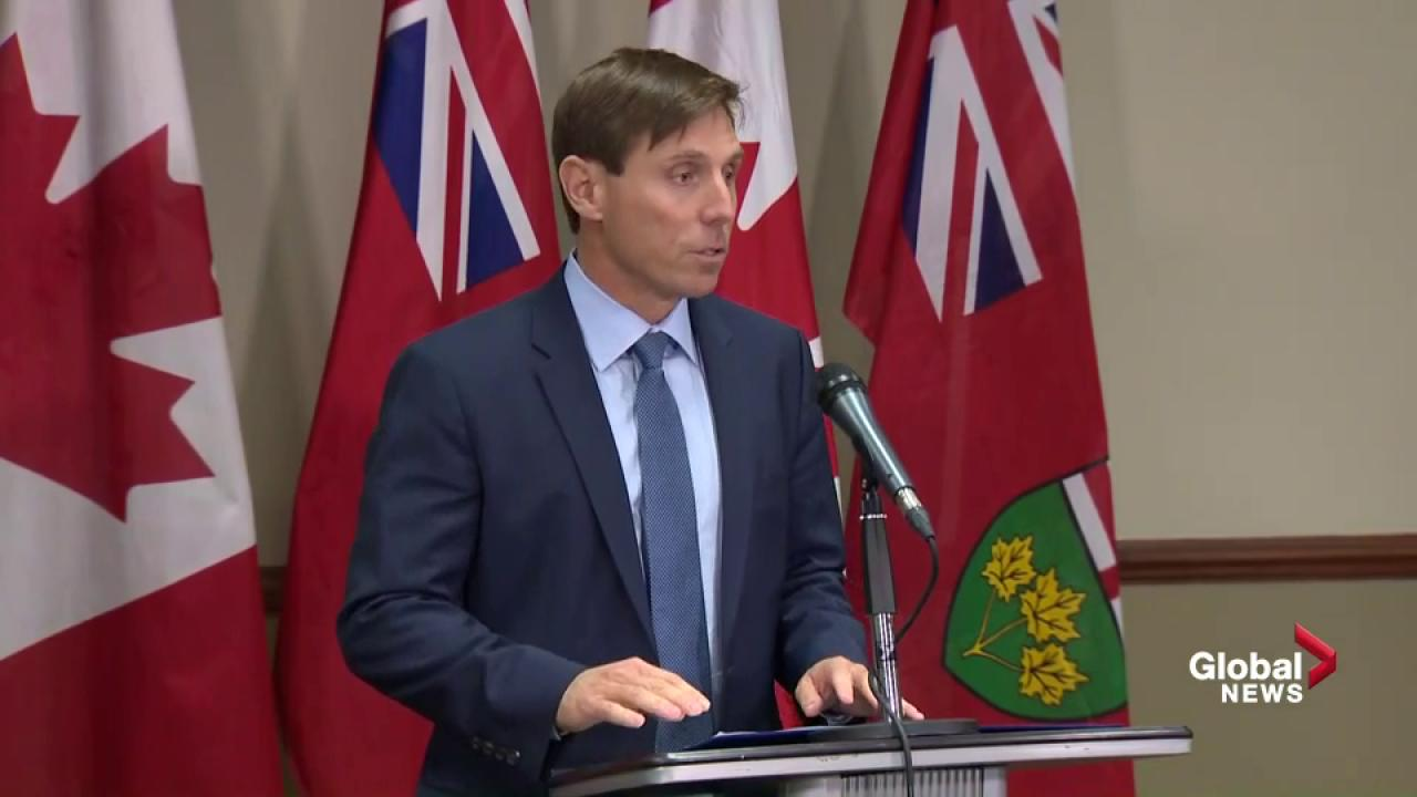 Patrick Brown resigns as Ontario PC leader amid sexual misconduct allegations