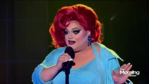 Drag Queen Ginger Minj on balancing love and work