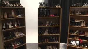 Our YEG At Night: A sneak peek at the Global Edmonton wardrobe sale