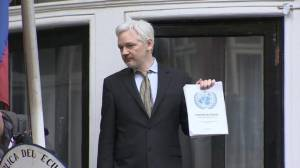 No appeal in UN Assange report: 'They knew they would lose'