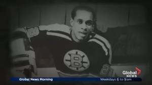 Willie O'Ree's incredible journey