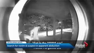 York Regional Police searching for apparent abduction victim after shocking footage surfaces