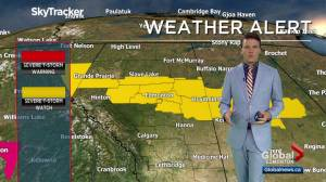 Edmonton Weather Forecast: Aug. 5