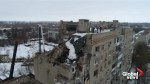 One dead, four missing in building collapse in Shakhty, Russia