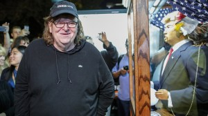 Michael Moore reveals second set of steps to his post-election 'plan'