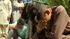 More than 60 killed after suicide bomber attacks wedding in Afghanistan