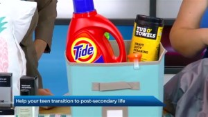 Transitioning teens to post-secondary life