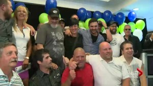 Rona employees hit Lotto Max jackpot