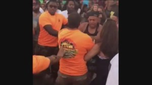 RAW: Bloody brawl at Conch House restaurant in Florida