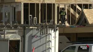 Rebuild continues 3 years after Fort McMurray wildfire (01:51)
