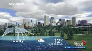 Edmonton early morning weather forecast: Thursday, September 14, 2017