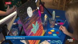 Power of Painting: Wellness workshops