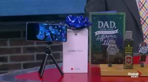 Father's Day gift ideas with Richard Cazeau