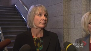 Labour minister jokes that Canada Post strike 'feels like parenting sometimes'