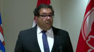 Nenshi wants opponent to 'clear the air' on funding
